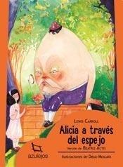 Papel ALICIA A TRAVES DEL ESPEJO (COLECCION AZULEJOS NARANJA 63)