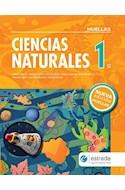 Papel CIENCIAS NATURALES 1 ESTRADA (NUEVA EDICION) (HUELLAS) (NOVEDAD 2017)