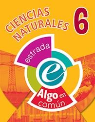 Papel Ciencias Naturales 6 Algo En Comun