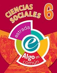 Papel Ciencias Sociales 6 Algo En Comun