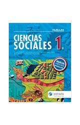 Papel CIENCIAS SOCIALES 1 ESTRADA HUELLAS (NUEVA EDICION) (NOVEDAD 2017)