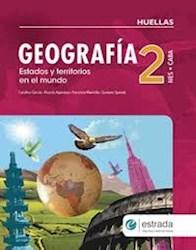 Papel Geografia 2 Nes Serie Huellas