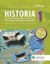 Libro Huellas 1 Es Historia