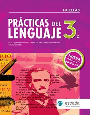 Papel Huellas 3 Es Practicas Del Lenguaje Nueva Edicion