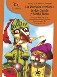 Papel Increibles Aventuras De Don Quijote Y Sancho Panza, Las