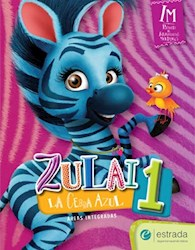 Papel Zulai La Cebra Azul 1