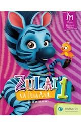 Papel ZULAI LA CEBRA AZUL 1 AREAS INTEGRADAS ESTRADA (PROYECTO DE INTELIGENCIAS MULTIPLES) (NOVEDAD 2018)