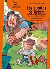 Libro Los Cuentos De Grimm