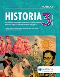 Libro Huellas 3 Historia Nes