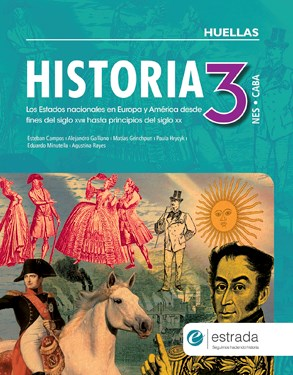 Papel Huellas 3 Historia Nes Estados Nacionales En Europa Y América Desde?.