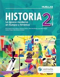 Libro Huellas 2 Nes Historia