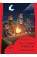 Papel CUATRO PRIMOS EN LA PLAYA (COLECCION AZULEJOS ROJO 40)