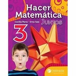 Papel Hacer Matematica Juntos 3