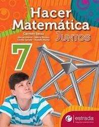 Papel Hacer Matematica Juntos 7 Pack