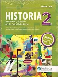Libro Huellas 2 Es Historia