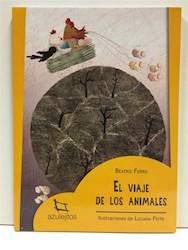 Libro El Viaje De Los Animales