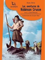 Libro Las Aventuras De Robinson Crusoe