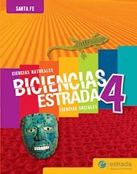 Libro Biciencias 4 Estrada Santa Fe