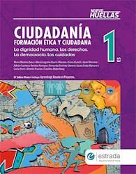 Libro Huellas 1 Es Ciudadania Nva Edicion 2020