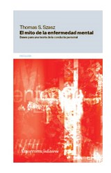 Papel EL MITO DE LA ENFERMEDAD MENTAL