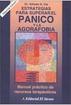 Papel ESTRATEGIAS PARA SUPERAR EL PANICO Y LA AGORAFOBIA