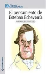 Papel Pensamiento De Esteban Echeverria, El
