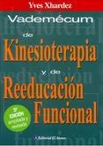 Libro Vademecum De Kinesioterapia Y De Reeducacion Funcional