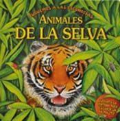 Papel Juguemos A Las Escondidas. Animales De La Selva