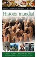 Papel HISTORIA MUNDIAL (GUIAS VISUALES) (RUSTICA)