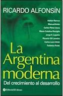 Papel ARGENTINA MODERNA DEL CRECIMIENTO AL DESARROLLO