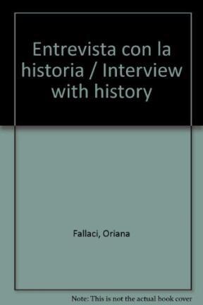 Papel Entrevista Con La Historia