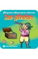 Papel PIRATAS (PEQUEÑO ALBUM PARA COLOREAR)