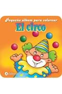 Papel CIRCO (PEQUEÑO ALBUM PARA COLOREAR)