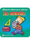 Papel ESCUELA (PEQUEÑO ALBUM PARA COLOREAR)