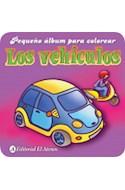 Papel VEHICULOS (PEQUEÑO ALBUM PARA COLOREAR)