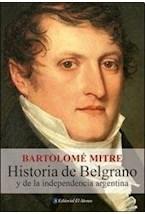Papel HISTORIA DE BELGRANO Y DE LA INDEPENDENCIA ARGENTINA