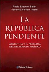 Papel Republica Pendiente, La
