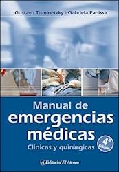 Manual De Emergencias Medicas Clinicas Y Quirurgicas (4 Ed)