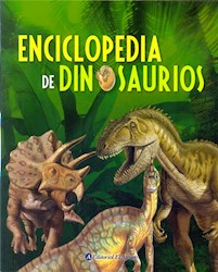 Papel Enciclopedia De Dinosaurios