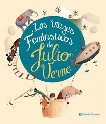 Papel Los Viajes Fantasticos De Julio Verne