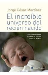 Papel EL INCREIBLE UNIVERSO DEL RECIEN NACIDO