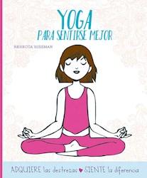 Libro Yoga Para Sentirse Mejor