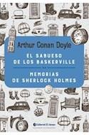 Papel SABUESO DE LOS BASKERVILLE / MEMORIAS DE SHERLOCK HOLMES