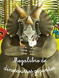 Libro Megalibro De Dinosaurios Gigantes
