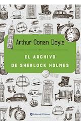 Papel EL ARCHIVO DE SHERLOCK HOLMES
