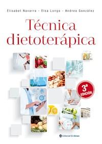Papel Tecnica Dietoterapica 3 Edicion