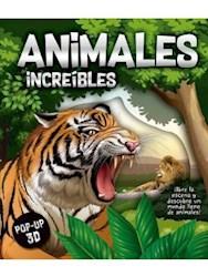 Libro Animales Increibles