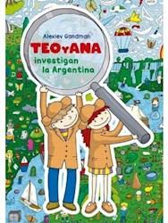 Libro Teo Y Ana  Investigan La Argentina