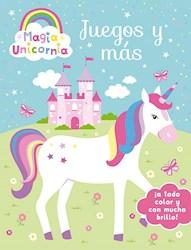 Libro Magia Unicornia  Juegos Y Mas