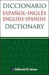 Libro Diccionario Español - Ingles  English - Spanish Dictionary